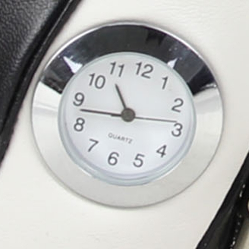 Golf Wheel Bag Pen Holder Clock