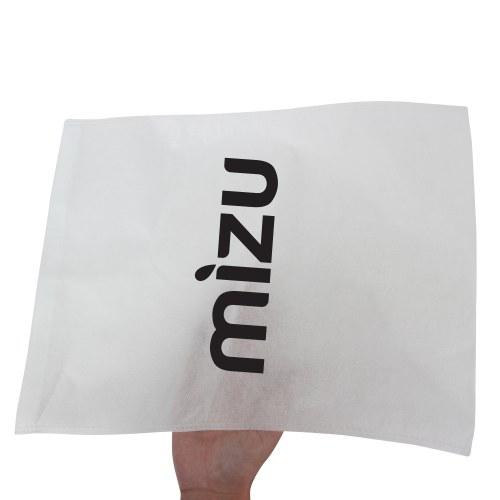 Translucent Non-Woven Shoe Pouch Bag