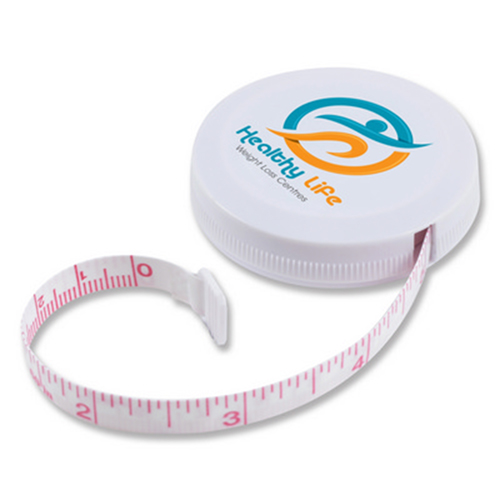 Promotional Rounded Measuring Tape Image 7