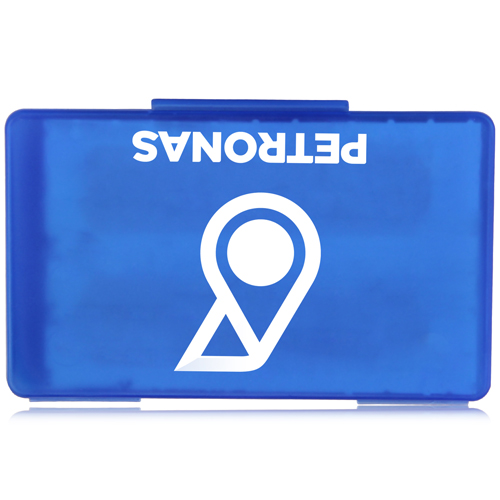 4 Strip Bandage In Plastic Case Image 1