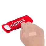 Plastic Case Adhesive Bandages