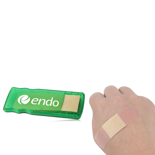 Acrylic Band Aid Dispenser Box Image 3