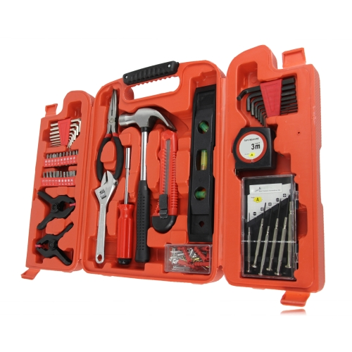 131 Piece In 1 Home Tool Set Image 1