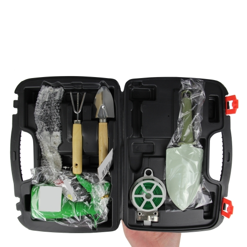 6-Piece Garden Tool Set With Case Image 4