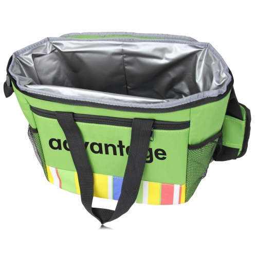 Trendy Insulation Cooler Picnic Bag Image 14