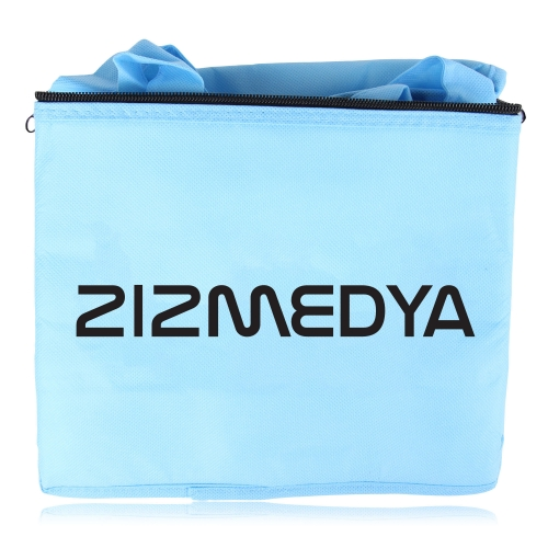 Non-Woven Lunch Cooler Bag Image 14
