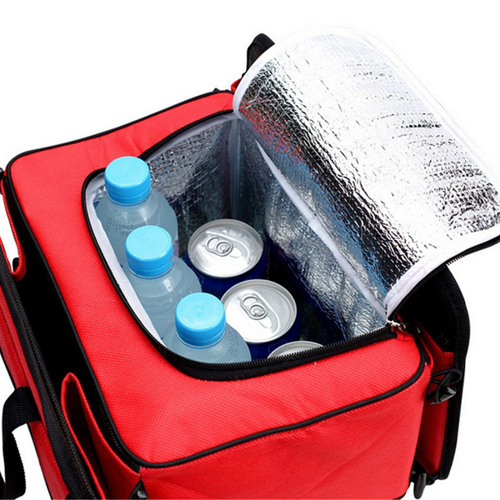 Collapsible Insulated Car Boot Organiser Image 1