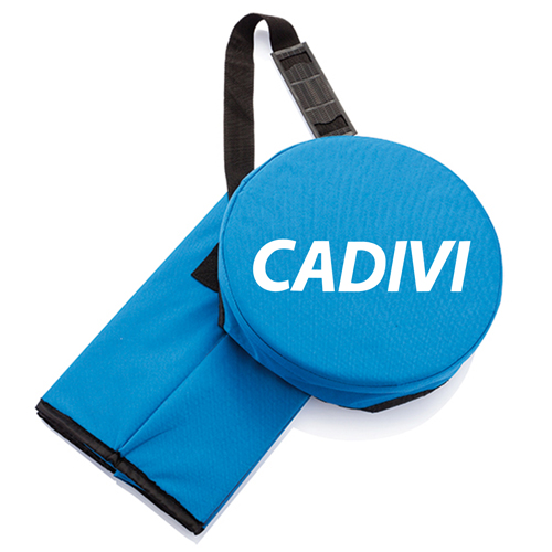 Collapsible Cooler Stool Bag Image 1