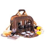 Picnic Cooler Bag For 4