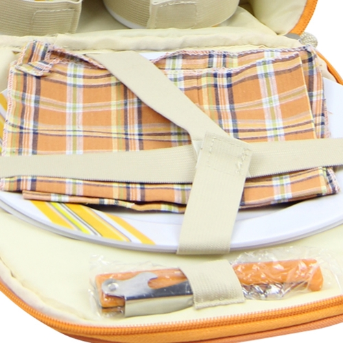 2 Person Picnic Insulated Backpack