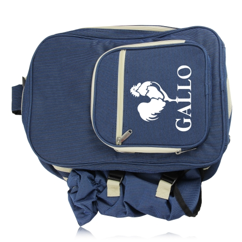 Luxury Picnic Backpack For 4 Image 1