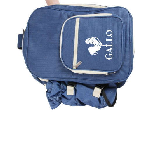Luxury Picnic Backpack For 4 Image 3