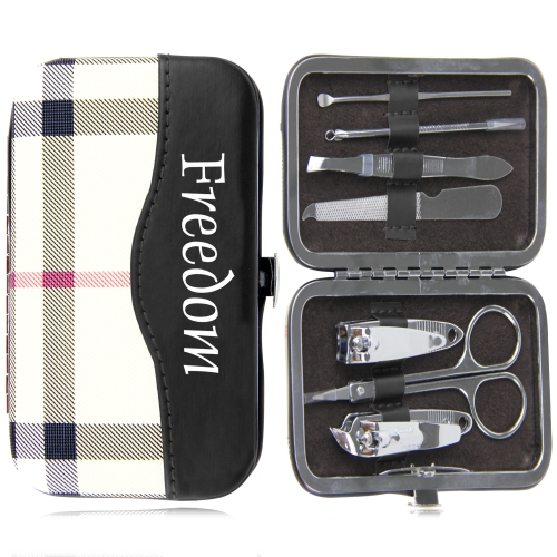 7 Piece Manicure Set In Case