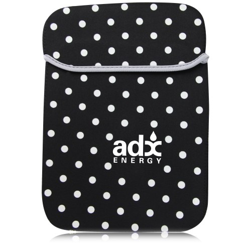 10 Inch Dot Design Tablet Pouch