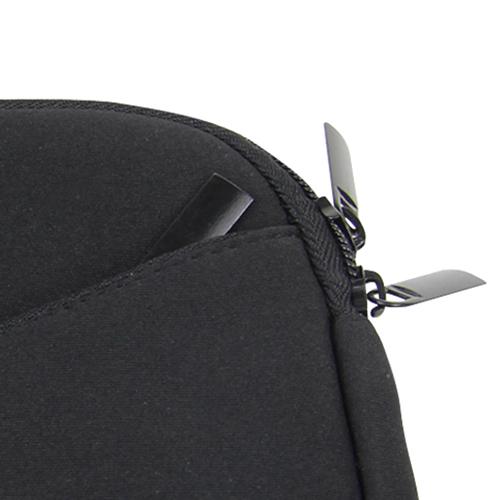 10 Inch Handle Neoprene Zippered Tablet Bag Image 10