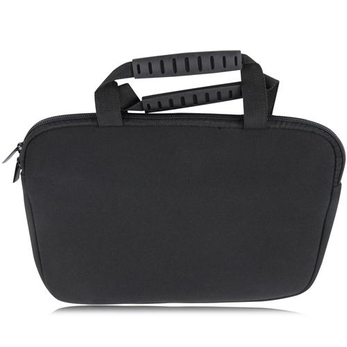 10 Inch Handle Neoprene Zippered Tablet Bag Image 12