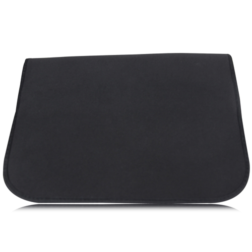 10 Inch Handle Neoprene Zippered Tablet Bag Image 1