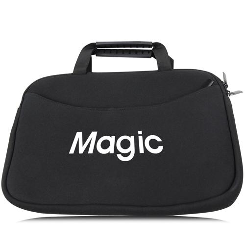 10 Inch Handle Neoprene Zippered Tablet Bag Image 2