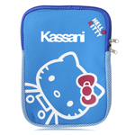 12 Inch Hello Kitty Zipper Sleeve