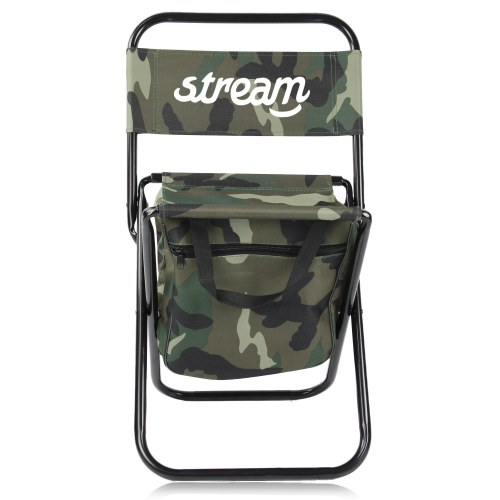 Folding Chair With Storage Bag Image 1