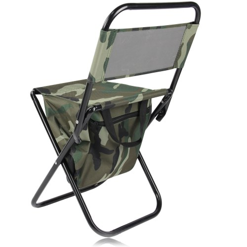Folding Chair With Storage Bag Image 2