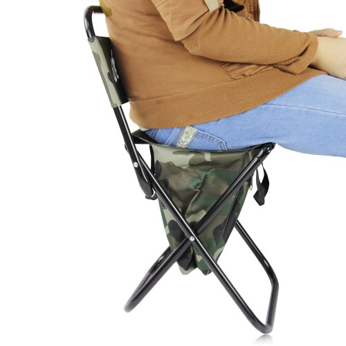 Folding Chair With Storage Bag Image 3