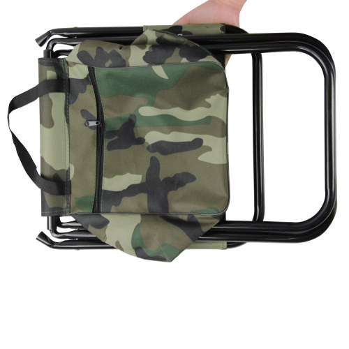 Folding Chair With Storage Bag Image 4