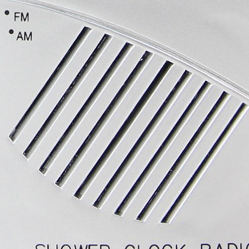 Big Daddy Shower Clock Radio