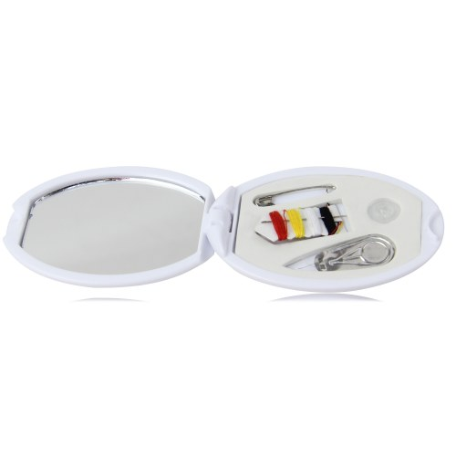Travel Compact Sewing Kit With Mirror Image 2