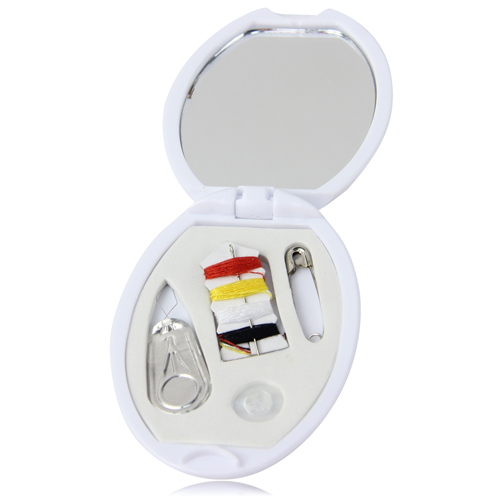 Travel Compact Sewing Kit With Mirror Image 3
