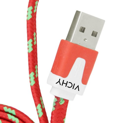 Braided Weave USB Data Charging Cable