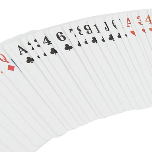 Casino Paper Playing Cards Image 5