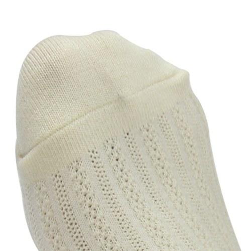 Womens Liner Eyelet Lace Socks Image 9