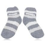 Fuzzy Warm Stripe Socks