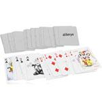 Cartoon Poker Playing Cards