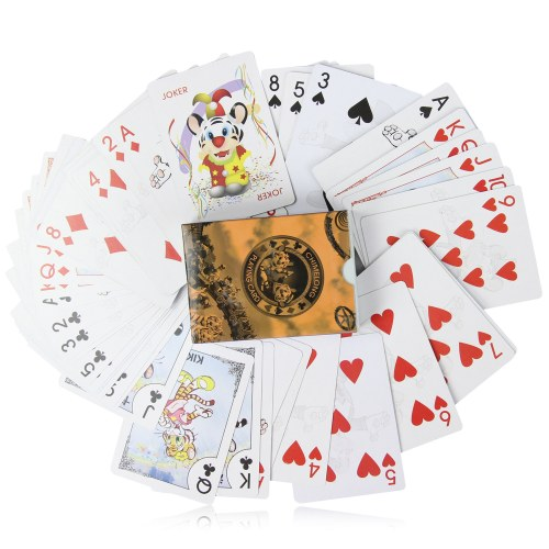 Cartoon Poker Playing Cards Image 1