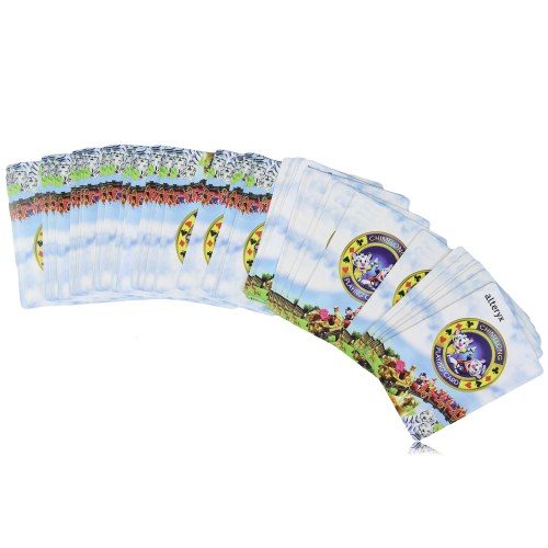 Cartoon Poker Playing Cards Image 2