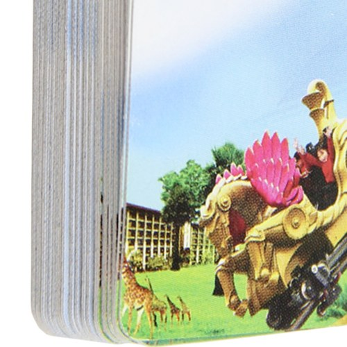 Cartoon Poker Playing Cards Image 6