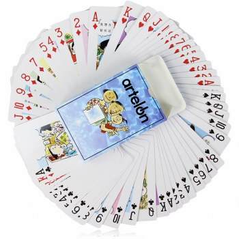 Funny Cartoon Playing Cards