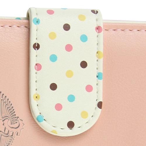 Polka Dot Smart Ladies Wallet