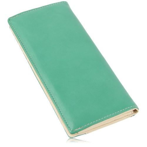 Long Style Women Leather Wallet