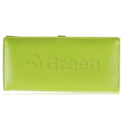 Stylish Long Leather Wallet