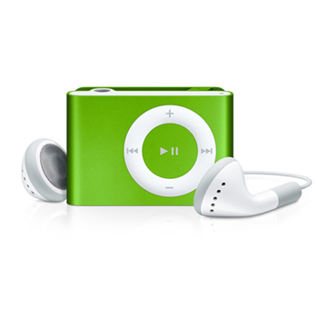 Shuffle Mp3 Player With Memory Slot
