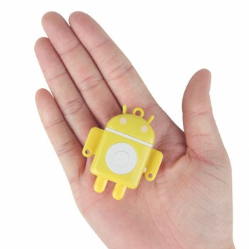 Android Mini MP3 player