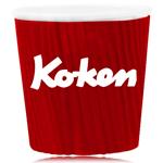 4 Oz Mini Corrugated Paper Cup