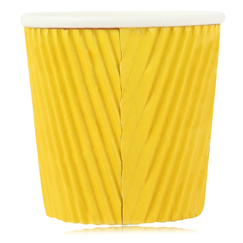 4 Oz Double Corrugated Cup Image 1