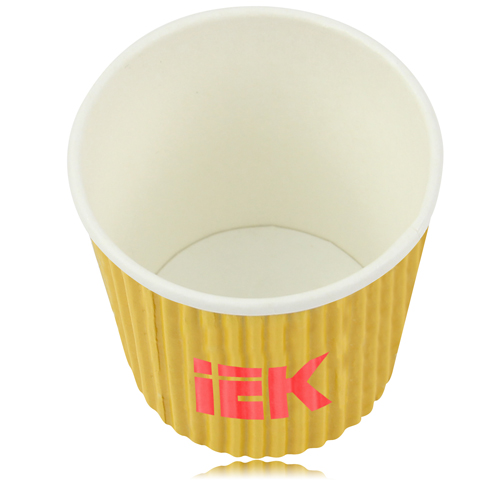 4 Oz Double Corrugated Cup Image 2