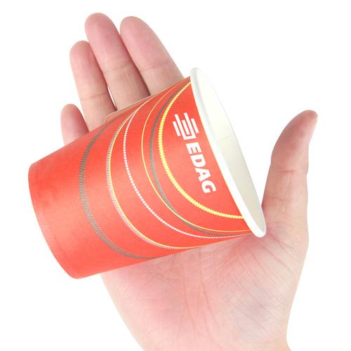 7 Oz Disposable Handle Paper Cup Image 5