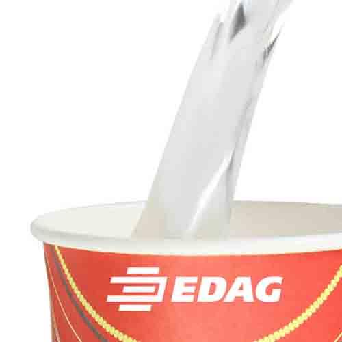 7 Oz Disposable Handle Paper Cup Image 8