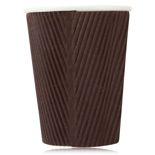 14 Oz Ripple Paper Hot Cup